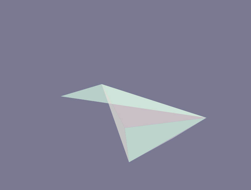 triangular screenshot